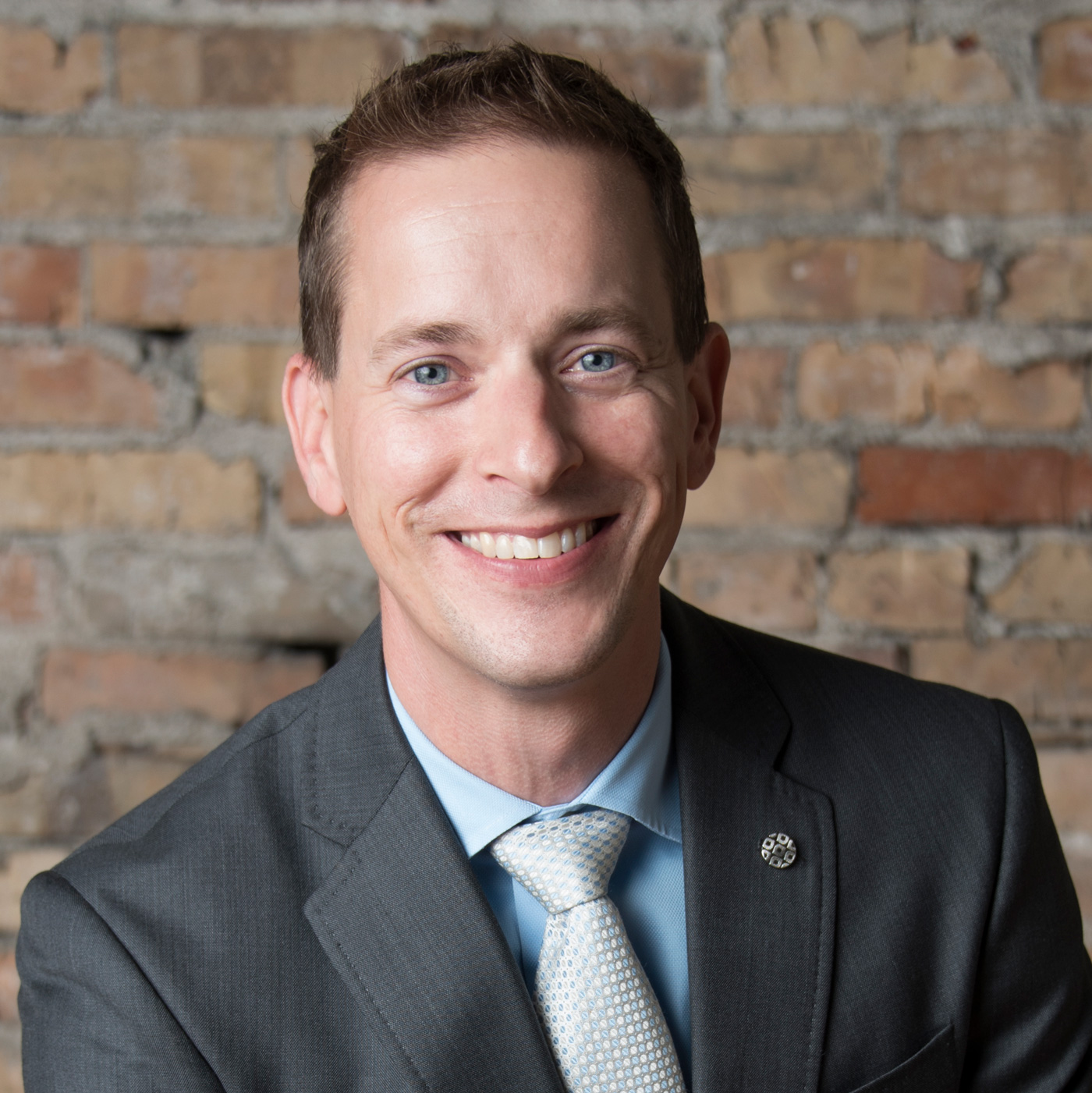 Lake Geneva Lawyer Headshot Portrait