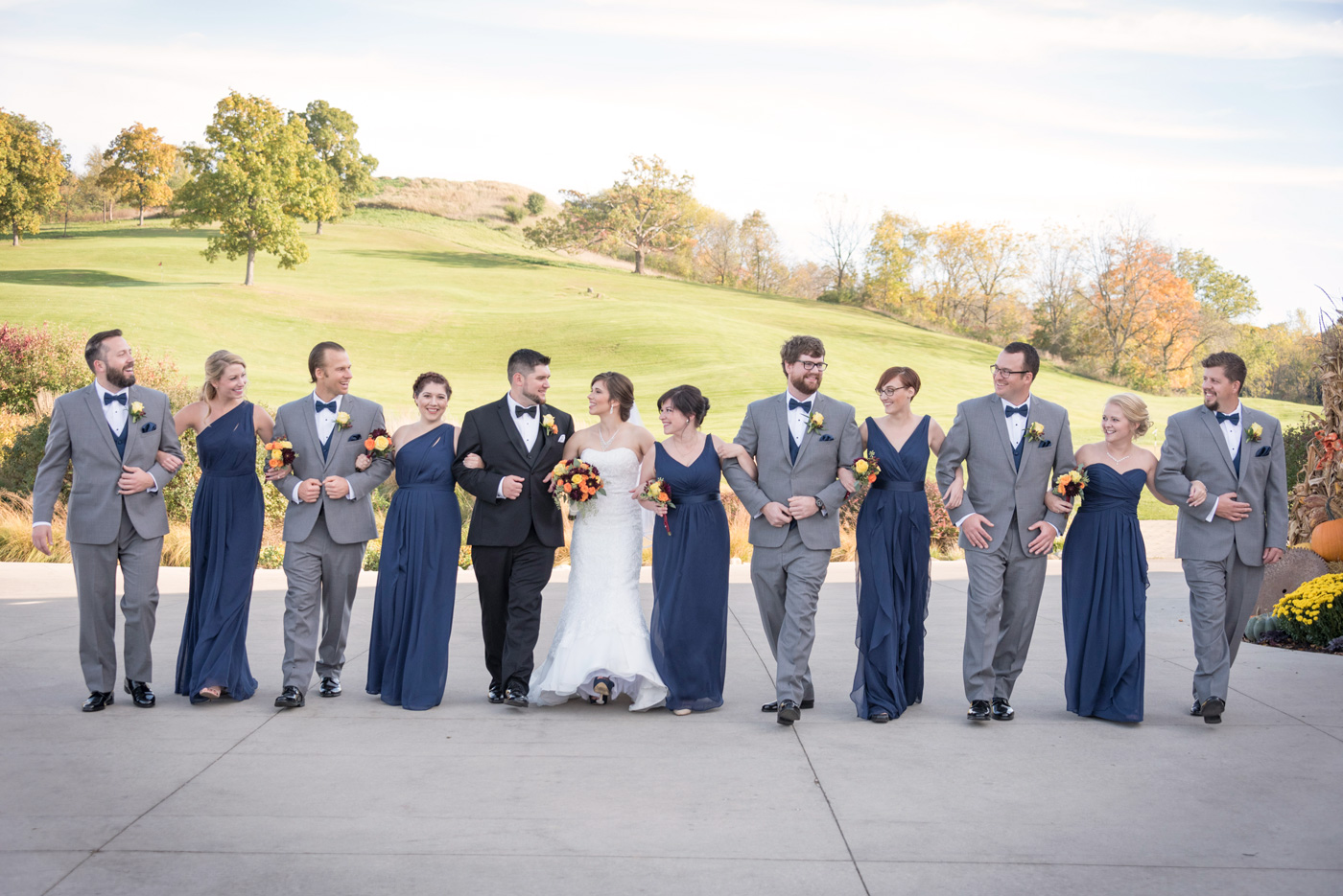 Hawks View Golf Course Wedding Photographer