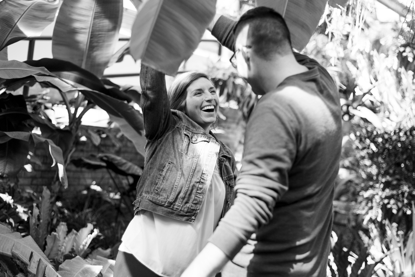 Chicago Botanic Garden Proposal BlueVerve Studio Photography