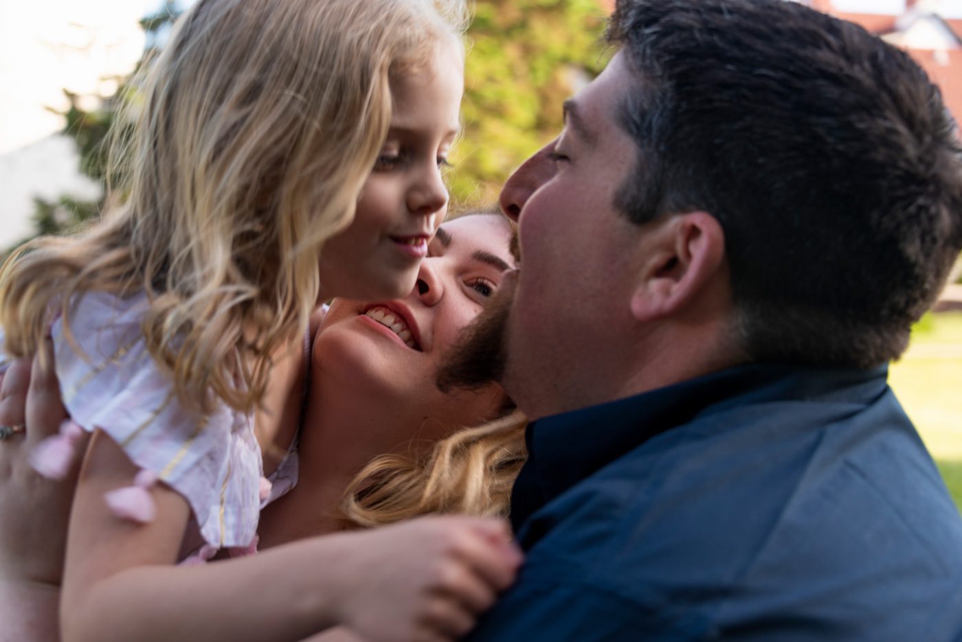 Adorable Family Session